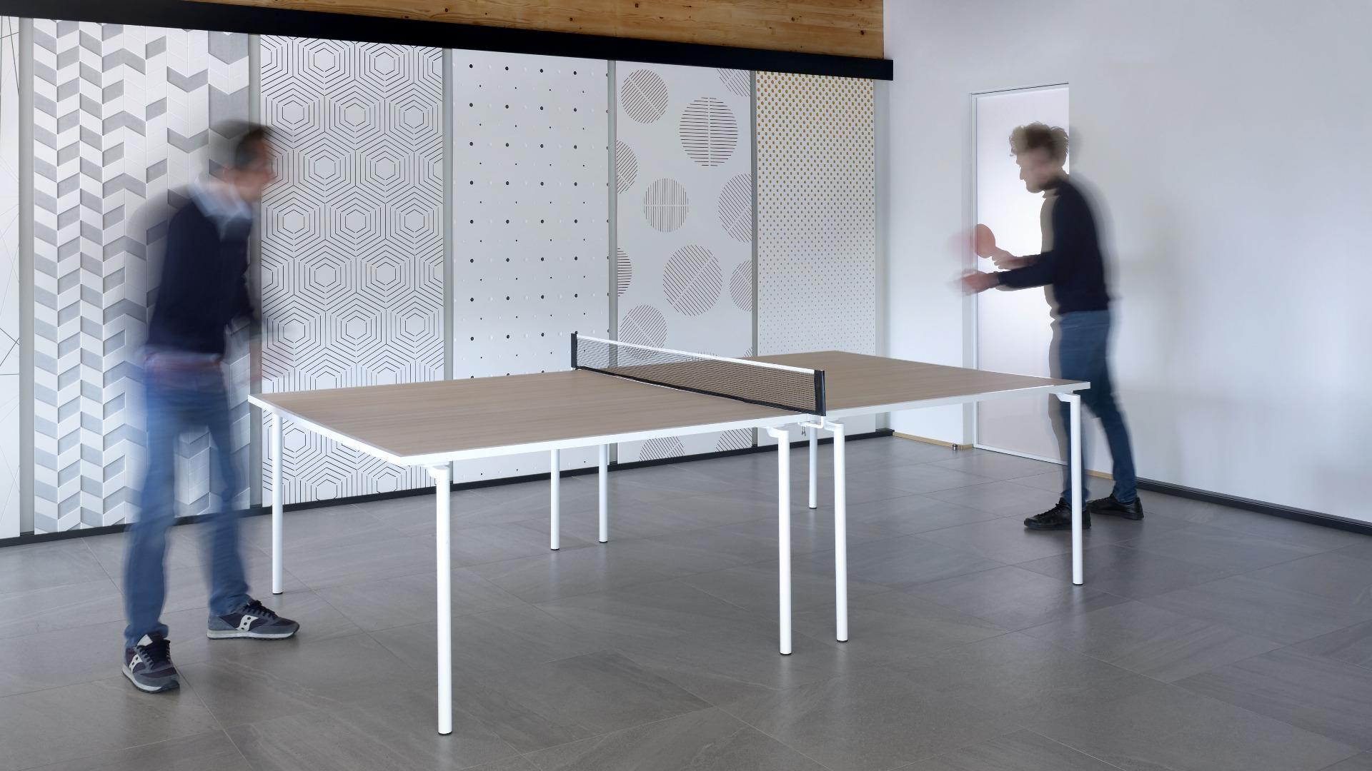 Ping Pong <strong> SPIDER</strong> by Basaglia + Rota Nodari